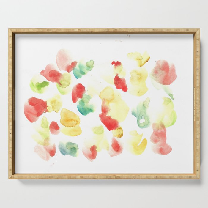 170722 Colour Loving 24 Modern Watercolor Art Abstract