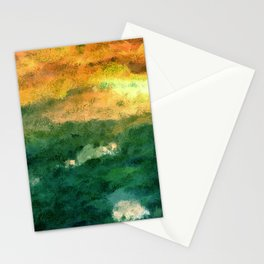 Hateful Yellow Stationery Cards