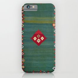 Qashqa'i Fars Southwest Persian Kilim Print iPhone Case