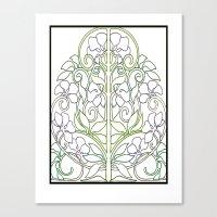 plants Canvas Prints featuring Plants by Abundance