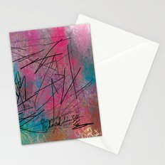 Facing Randomness. Stationery Cards