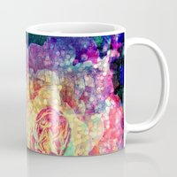 roses Mugs featuring Roses by haroulita
