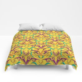 Tribal Pattern 1 Comforters