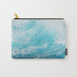 BLUE WAVES - 11318/3 Carry-All Pouch