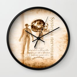 Nervous System Wall Clock