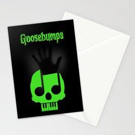 goosebumps Stationery Cards