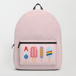 Popsicle - Four Pack Pink #267 Backpack