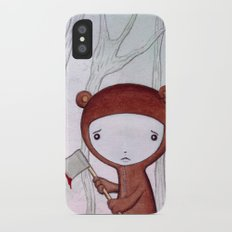 The Replacement Slim Case iPhone X