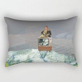 atmosphere 16 · Fake Baby Rectangular Pillow