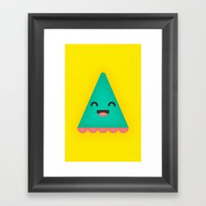 Party Hat Framed Art Print