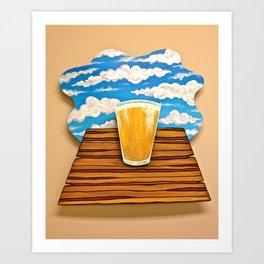 Pure Hoppiness Art Print