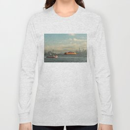 Coast Guard & Staten Ferry Long Sleeve T-shirt