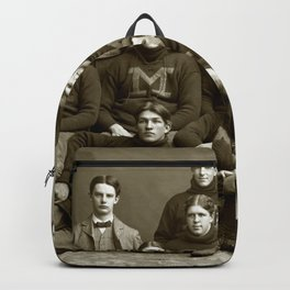 Michigan Wolverines Football Team (1897) Backpack