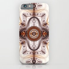 Time Machine iPhone 6 Slim Case