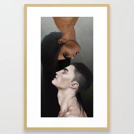 kaz\inej Framed Art Print