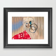 131.b Framed Art Print