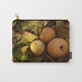 mandarin & grapefruit Carry-All Pouch