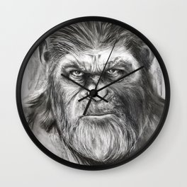Caesar: War for the Planet of the Apes Wall Clock