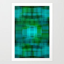 Green#2 Art Print
