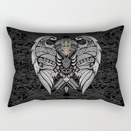 Aztec Pattern Ravenclaw Eagle Logo iPhone 4 4s 5 5s 5c, ipod, ipad, pillow case and tshirt Rectangular Pillow