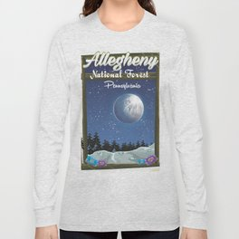 Allegheny National Forest Long Sleeve T-shirt