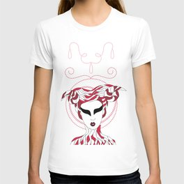 Aries / 12 Signs of the Zodiac T-shirt