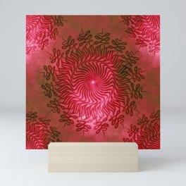 Mandala vibes 5. Mini Art Print