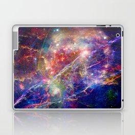 Galactic Mountain Laptop & iPad Skin