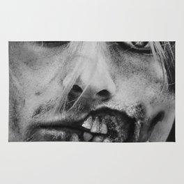 Cobain Zombie Rug