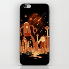 Armageddon iPhone & iPod Skin