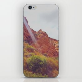Molded Stone iPhone Skin