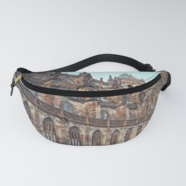 Cathedral Notre Dame of Strasbourg Fanny Pack