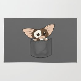 Pocket Gizmo (Mogwai) Rug