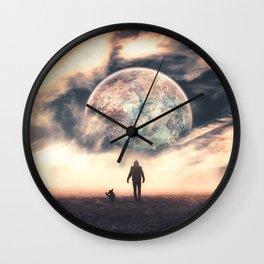 Unholy Wall Clock
