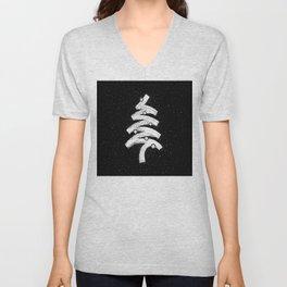 Christmas Tree Unisex V-Neck