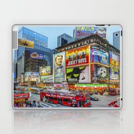 Times Square III Special Edition I Laptop & iPad Skin