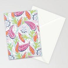 Oak Paisley Stationery Cards