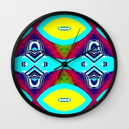 Blurp* Wall Clock