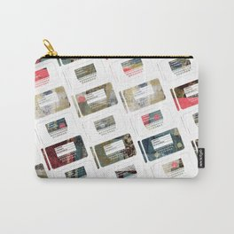 iPattern_no1 Carry-All Pouch