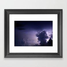 Seth vs Thor Framed Art Print