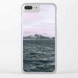 Reykjavik, Reykjavík, Iceland Clear iPhone Case