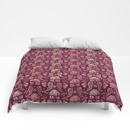 Classic Floral Pattern Comforters