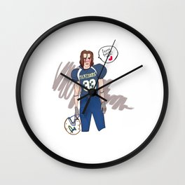 Tim Riggins - Friday Night Lights Wall Clock
