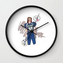 Tim Riggins - Friday Night Lights Wall Clock