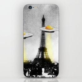 _PARIS iPhone Skin