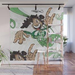 Jump Wall Mural