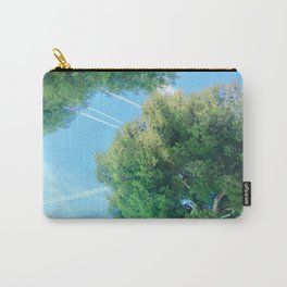 Twin Trees Carry-All Pouch
