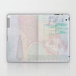 Passport Laptop & iPad Skin