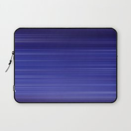 Moving lines Laptop Sleeve