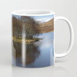 Lochside boat Coffee Mug